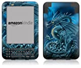 DecalGirl Kindle Skin (Fits Kindle Keyboard) Abolisher (Matte Finish)