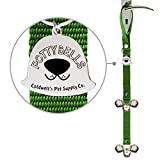 Caldwell's Pet Supply Co. Potty Bells Housetraining Dog Doorbells for Dog Training and Housebreaking Your Doggy. 1.4 Inch Dog Bell with Doggie Doorbell and Potty Training for Puppies (Green) For Sale