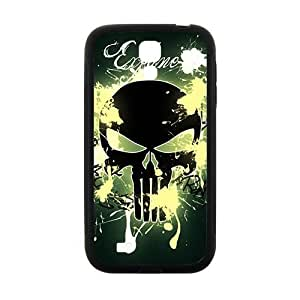 Creative Skull Pattern Hot Seller High Quality Case Cove For Samsung Galaxy S4
