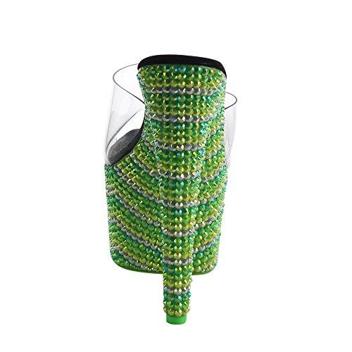 Bejeweled-701UV, Größe:EU-39 / US-9 / UK-6
