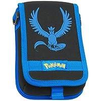 Hori Legendary Pokemon Travel Pouch Articuno - Case: Blue for Nintendo3DS