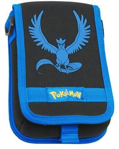 HORI Nintendo 3DS Pokemon Articuno Travel Pouch - Blue - 3DS-506U (Pokemon Strap)