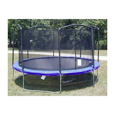 Jumpking 15' Lifestyles Enclosure for Trampoline by JumpKing