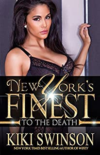 Book Cover: New York's Finest To The Death