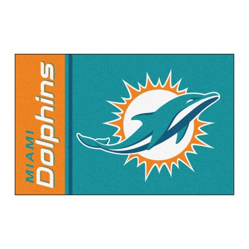 (FANMATS NFL Miami Dolphins Nylon Face Starter)
