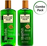 Thicker Fuller Hair Weightless Shampoo & Conditioner Duo Set (12 Oz Each)