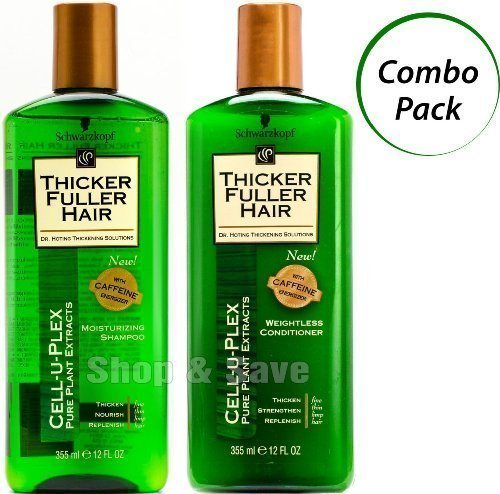 Thick Hair Shampoo - 8
