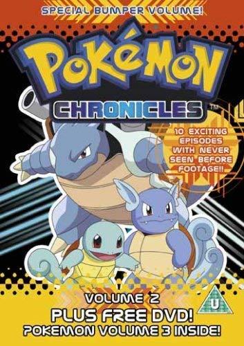 The Pokémon Chronicles - Vols. 2 and 3 [Import anglais]