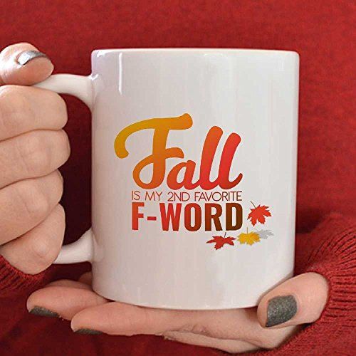 halloween decor/fall leaves/autumn giftFall mug/fall decor/fall is my