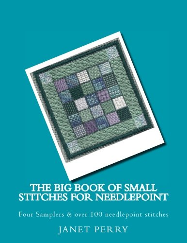 (The Big Book of Small Stitches for Needlepoint )