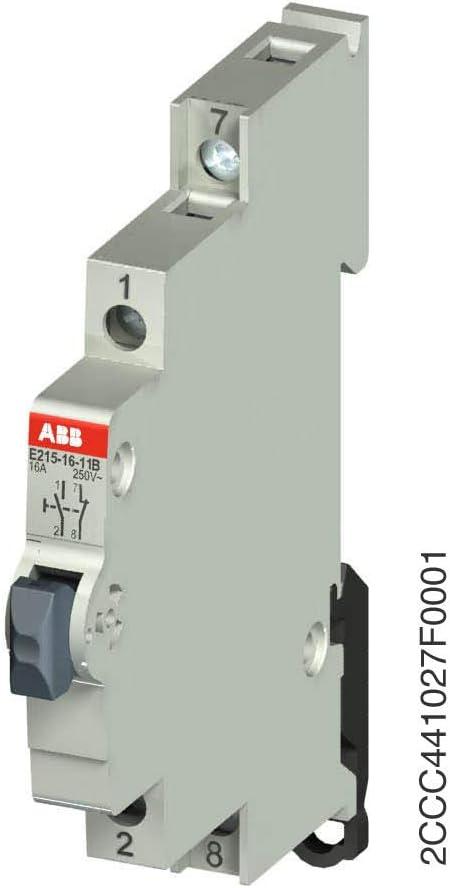 ABB E215/ /16/ /11B Bouton-poussoir pour tableau /électrique