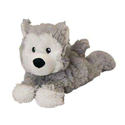 Intelex Warmies Microwavable French Lavender Scented Plush Jr Husky: Health & Personal Care