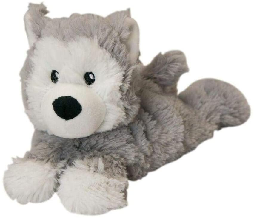 Warmies Microwavable French Lavender Scented Plush Jr Husky