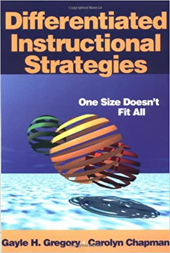 Differentiated Instructional Strategies One Size Doesnt Fit All