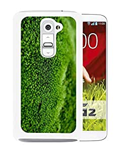 New Beautiful Custom Designed Cover Case For LG G2 With Moss Close Up (2) Phone Case