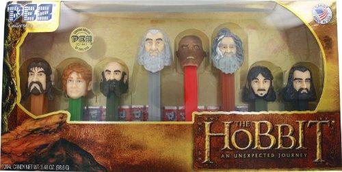 The Hobbit PEZ Gift Set - LOTR