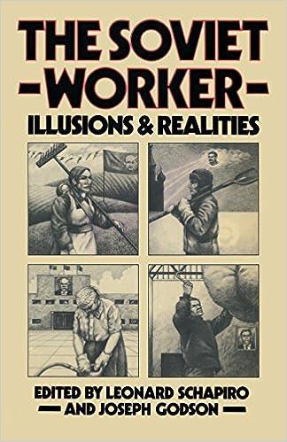 Soviet Work Attitudes and Politics, 1953–91: A Preliminary Historical Sociology
