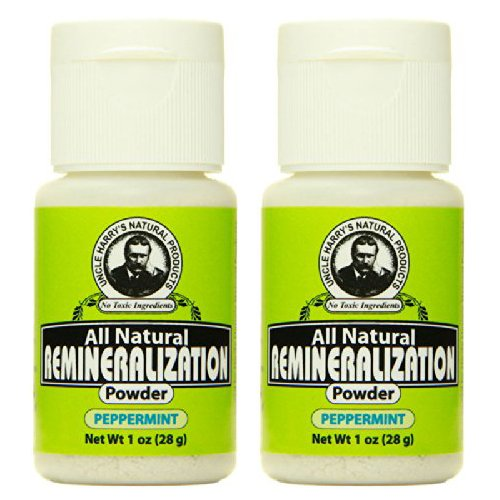 Pack Remineralization Tooth Powder Peppermint product image