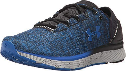 Under Armour Men s Charged Bandit 3 Running Shoe, Ultra Blue 907 Black, 8.5