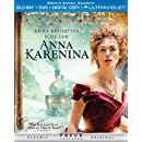 Anna Karenina (Blu-ray + DVD + Digital Copy + UltraViolet)