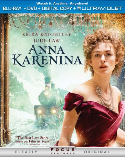 Blu-ray : Anna Karenina (With DVD, Ultraviolet Digital Copy, AC-3, Digital Theater System, Snap Case)