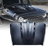 Xprite Black Avenger Series Heat Dispersion Steel