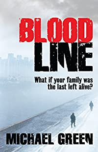 Blood Line by Michael Green ebook deal