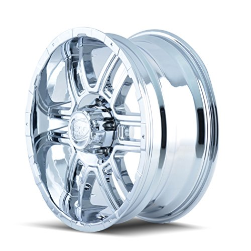 Ion Alloy 179 Chrome Wheel (18x9''/5x127mm) by ION (Image #2)