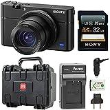 Sony DSC-RX100M5 Cyber-shot Digital Camera (Essentials Bundle)