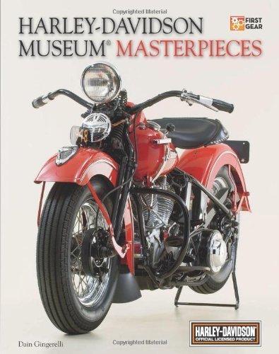 Harley Davidson Museum - Harley-Davidson Museum Masterpieces (First Gear) Paperback – October 14, 2010