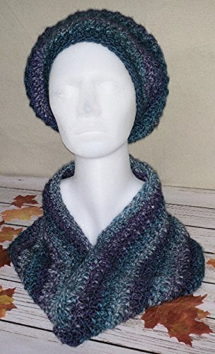 shake-up-your-outfits-with-these-beautiful-blue-and-purple-huesseismic-striped-slouch-hat-with-match