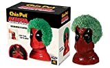 Chia Pet Deadpool - Marvel, Decorative Pottery Planter, Easy to Do and Fun to Grow, Novelty Gift, Perfect for Any Occasion