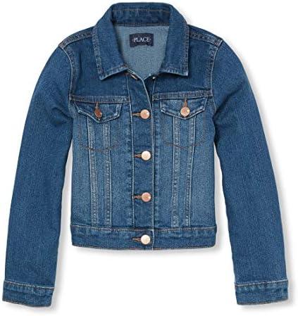 Childrens Place Girls Denim Jacket product image