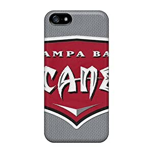 Awesome Design Tampa Bay Buccaneers Hard Case Cover For Iphone 5/5s