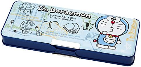 Sanrio (SANRIO) Doraemon Estuche Abierto para Lápices de Ambos Lados (I m Doraemon): Amazon.es: Oficina y papelería