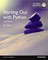 Starting Out with Python, 3rd Global Edition Front Cover