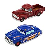 Disney Hudson Hornet and Smokey Die Cast Cars Twin Pack - Cars 3