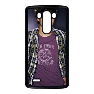 ashton kutcher wearing lining jacketwide LG G3 Cell Phone Case Black Tribute gift PXR006-7638452