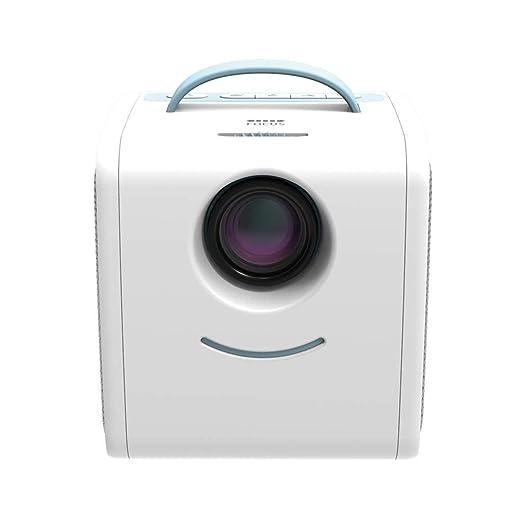 kashyk - Mini proyector USB, 1080P Full HD, proyector portátil ...