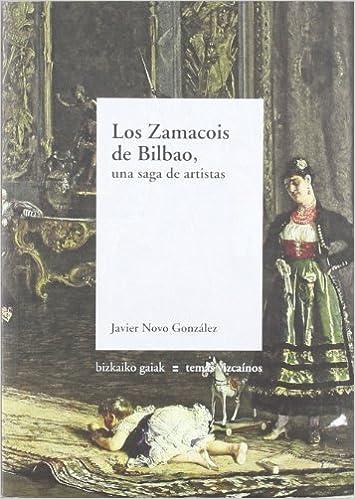 Amazon.com: Los Zamacois de Bilbao una saga de artistas ...