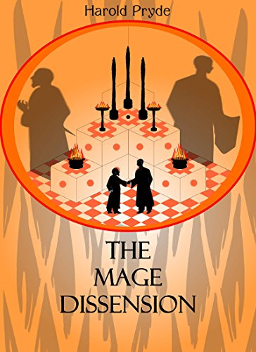 The Mage Dissension (Records of The Keeper Book 1)