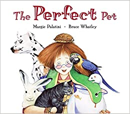 Image result for perfect pet by margie palatini