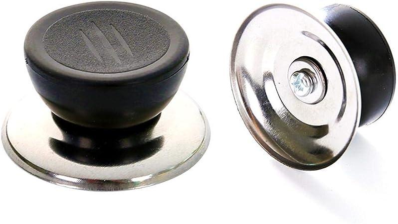 Couvercle Poignée Couvercle Bouton couvercle poignée 2 X Couvercle Poignée remplacement poignée