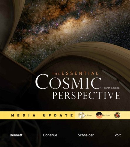 Essential Cosmic Perspective Media Update Value Package (includes Lecture Tutorials for Introductory Astronomy) (4th Edi
