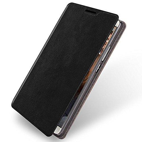 huge discount 25a7f b1bac BlackBerry Key2 Case,Osophter Wallet case w/flip Cover Pu Leather ...