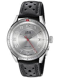 Oris Men's 73376714461LS Artix GT Analog Display Swiss Automatic Black Watch