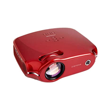 ZXY Portátil Mini proyector HD, 200 Pantalla LED Home Video ...