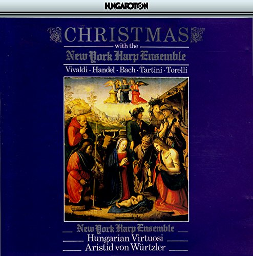 Christmas With The New York Harp Ensemble