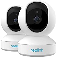 Reolink Indoor 3MP WiFi Security Camera for Baby Monitor, 2.4GHz Wireless Pet Camera, Multiple Storage Options, Night…