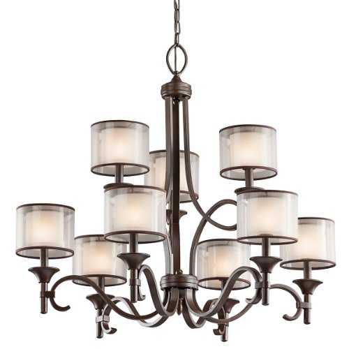 Kichler Lighting 42382MIZ Chandelier Translucent
